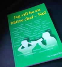 Ny bok – En bättre chef nu!!